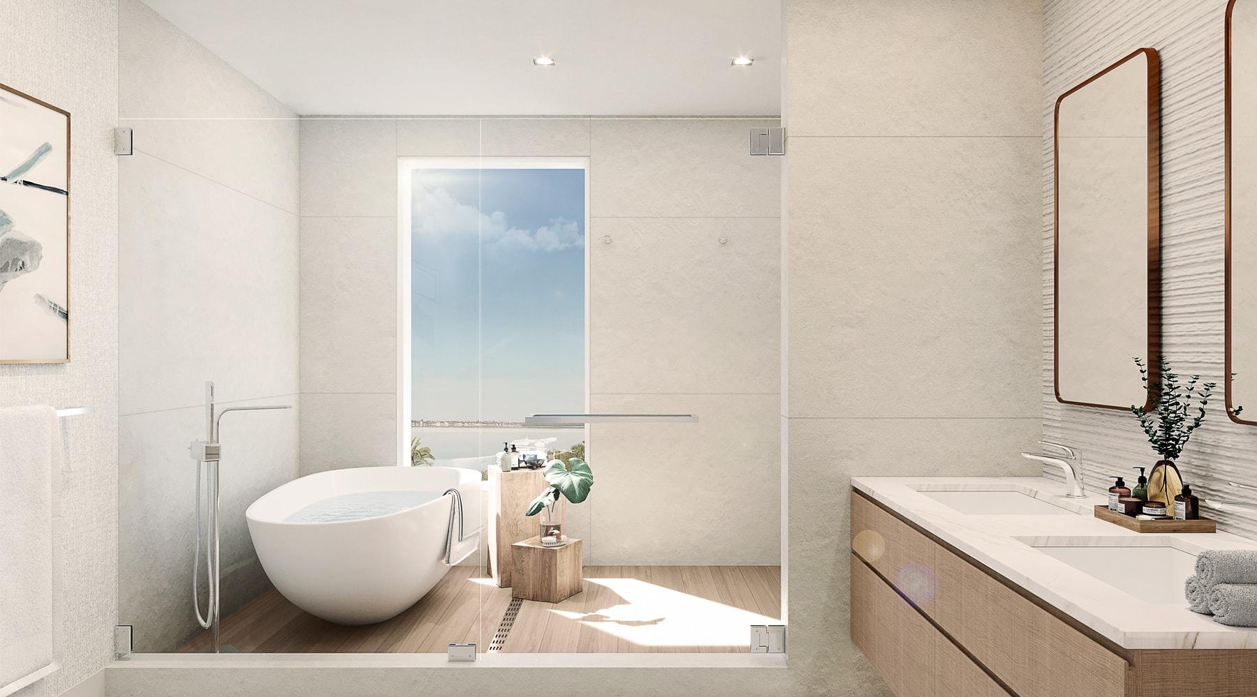 Bathroom Serena by the Sea