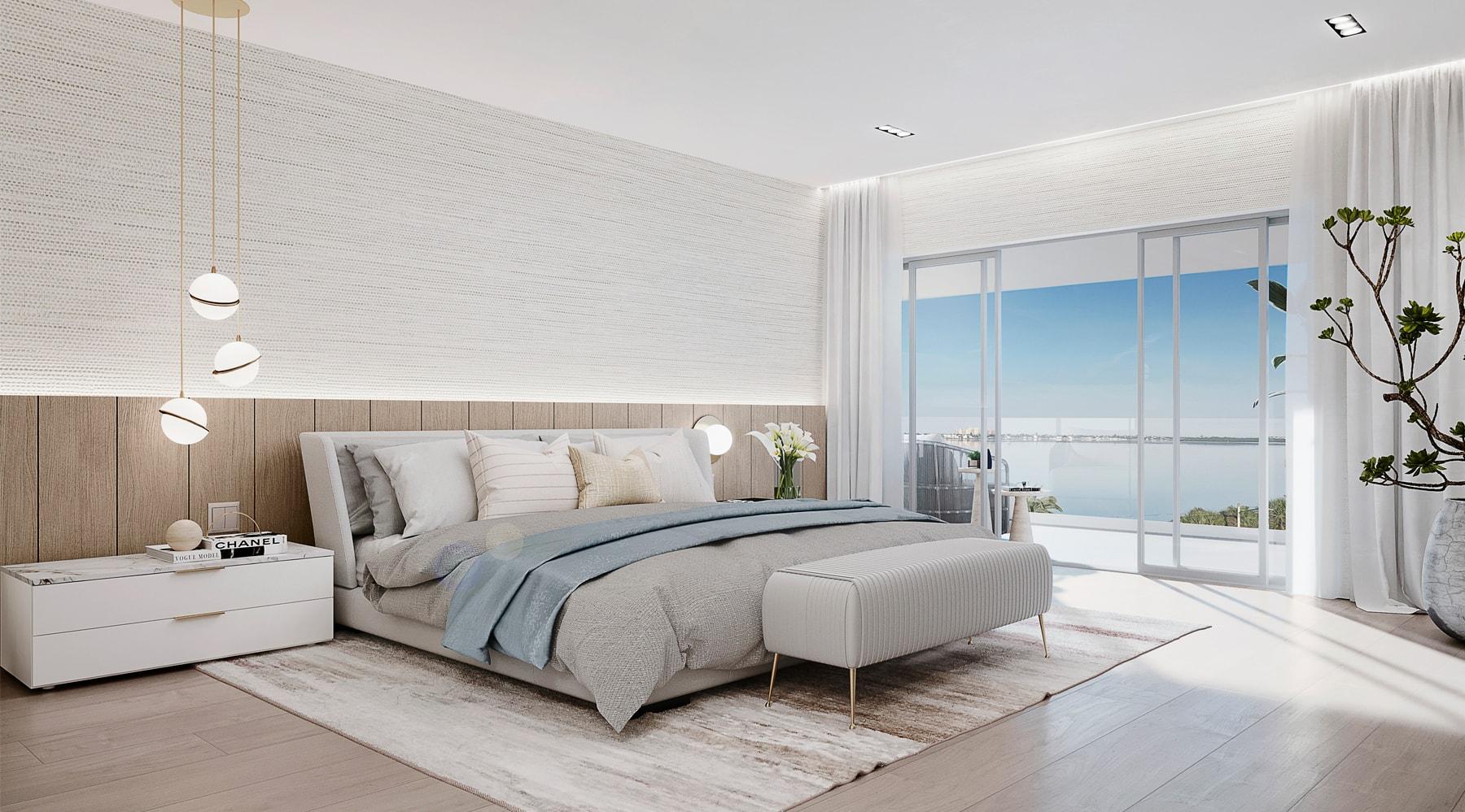 Bedroom Serena by the Sea