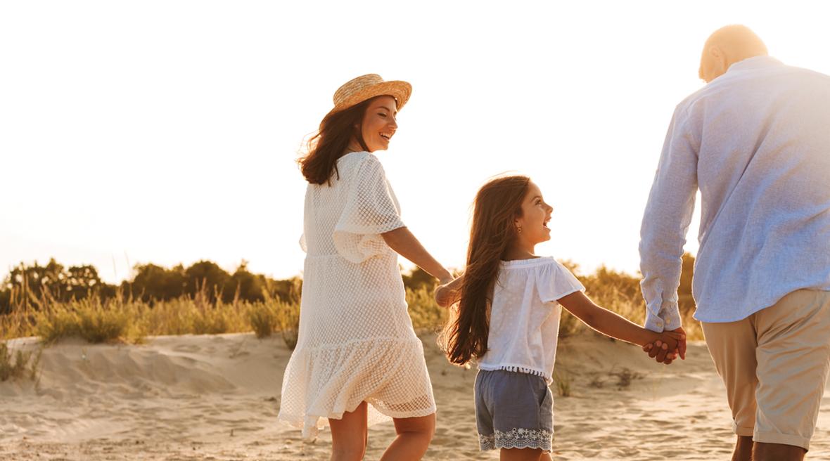 Family - Beach